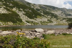 Zhabeshkoto Lake