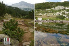 Pirin Mts. / Zhabeshkoto Lake