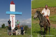 Near Kazarman / SW of Bishkek