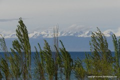 Lake Issyk Kul