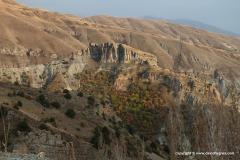 North of Yeghegnadzor