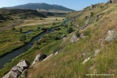 Kasakh River Valley