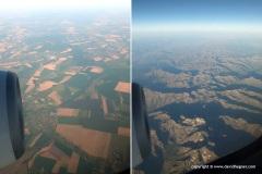 Flight to Armenia