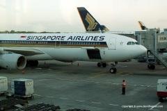 Flight to Australia