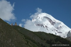 Mt. Kazbeg