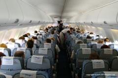 Flight to Gran Canaria