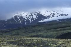 North of Skogafoss