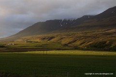 West of Akureyri