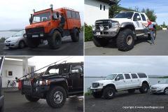 Iceland cars