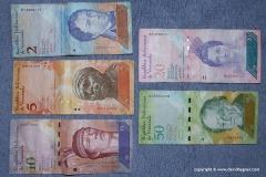 Venezuela money