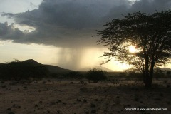 N of Lake Baringo