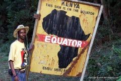 Crossing of Equator
