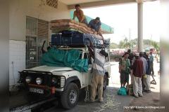 """Gate into Samburu Land"""