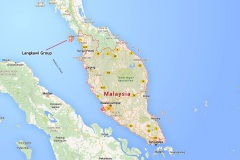 Langkawi Is. location