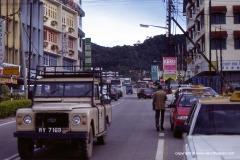 Street life, Brinchang
