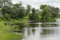 Kwando River, Mudumu