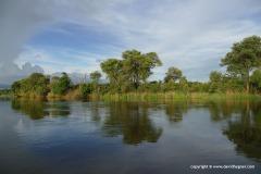 Okavango River, Mahango