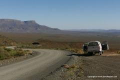 North of Tankwa Karoo