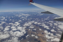 Flight to Cape Town