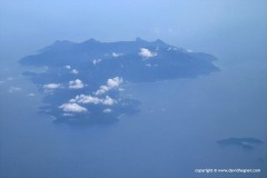 A flight to Tioman